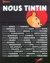 Nous Tintin - Intérieur - Format classique