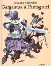 Gargantua et Pantagruel - Intérieur - Format classique