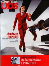 Cine Tele Obs N°2470 du 08/03/2012 - Couverture - Format classique