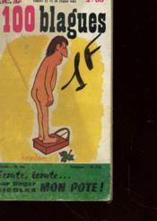 Revue Mensuelle - 100 Blagues - N°92 - Couverture - Format classique