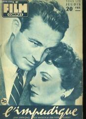 Film Complet N° 601 - L'Impodique - Couverture - Format classique