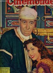 CINEMONDE - 22e ANNEE - N° 1039 - Le film raconté complet en couleurs: CAPITAINE SANS LOI - Couverture - Format classique