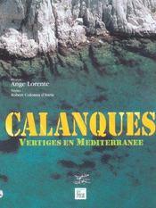 Calanques ; vertiges en mediterranee - Intérieur - Format classique