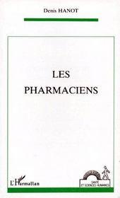 Les pharmaciens - Couverture - Format classique