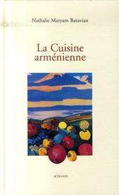 La cuisine arménienne - Intérieur - Format classique