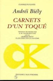 Carnets D'Un Toque - Couverture - Format classique