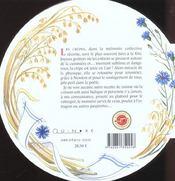Petite anthologie des crepes et des galettes - 4ème de couverture - Format classique
