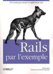 Rails par l'exemple - Couverture - Format classique