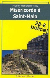 Misericorde A Saint-Malo - Couverture - Format classique