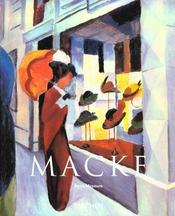 Macke - Intérieur - Format classique