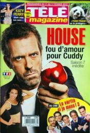 Tele Magazine N°2936 du 11/02/2012 - Couverture - Format classique