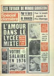Special Derniere N°360 du 23/01/1976 - Couverture - Format classique