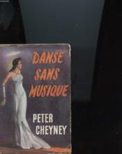 Danse Sans Musique - Couverture - Format classique