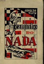 A Caminho Do Nada - Couverture - Format classique
