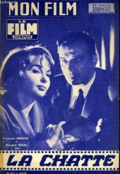 Mon Film N° 625 - La Chatte - Couverture - Format classique