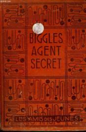Biggles Agent Secret - Biggles Secret Agent - Couverture - Format classique