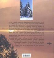 Les couleurs du Jura - 4ème de couverture - Format classique