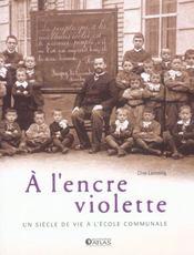 A L'Encre Violette - Intérieur - Format classique