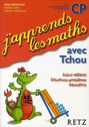 Maths cp tchou - Intérieur - Format classique