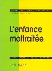 L'Enfance Maltraitee - Intérieur - Format classique