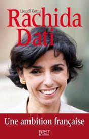 Rachida Dati, une ambition française - Intérieur - Format classique