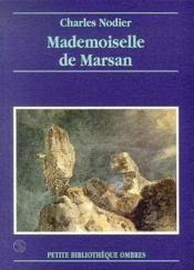 Mademoiselle De Marsan - Couverture - Format classique