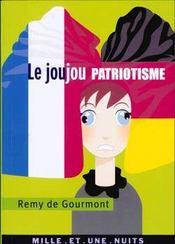 Joujou Patriotisme - Intérieur - Format classique