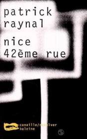 Nice 42eme Rue - Couverture - Format classique