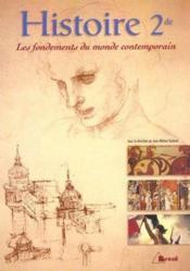 Histoire seconde - Couverture - Format classique