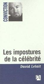Les impostures de la celebrite - Intérieur - Format classique