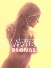 Blondes - Intérieur - Format classique