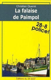 La Falaise De Paimpol - Couverture - Format classique