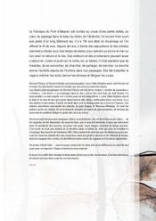 Chemins, fougères et détours ; un tour du monde en Ardèche - 4ème de couverture - Format classique