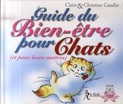 Guide du bien-être pour chats - Intérieur - Format classique