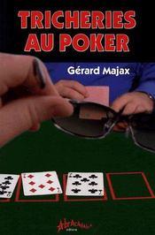 Tricheries au poker - Intérieur - Format classique