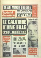 Special Derniere N°341 du 30/01/1976 - Couverture - Format classique