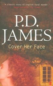 Vente livre :  Cover her face  - Phyllis Dorothy James