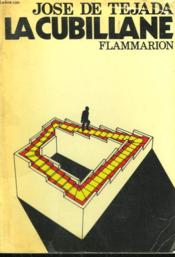 La Cubillane. - Couverture - Format classique
