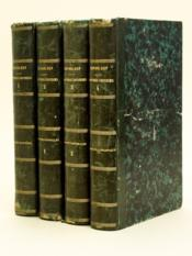 Oeuvres Choisies (4 Tomes - Complet) - Couverture - Format classique
