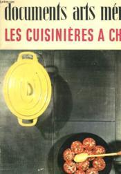 Documents Arts Menagers - Les Cuisinieres A Charbon - Couverture - Format classique