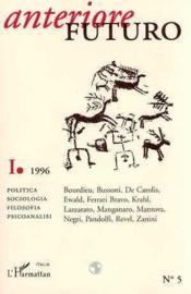Futuro Anteriore 5 1996-1 - Couverture - Format classique