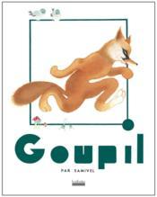 Goupil et les malheurs d'Ysengrin - Couverture - Format classique
