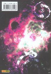 Arahabaki T.2 - 4ème de couverture - Format classique