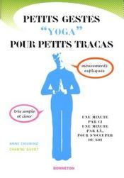 Petits Gestes Yoga Pour Petits Tracas - Intérieur - Format classique