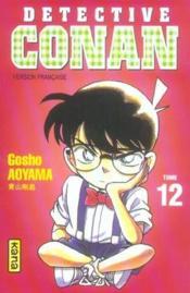 Detective Conan T12 - Couverture - Format classique