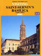 Visiting Saint-Sernin'S Basilica - Couverture - Format classique