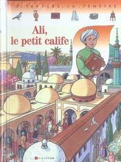 Ali, Le Petit Calife - Intérieur - Format classique