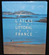 Vente livre :  L'atlas du littoral de France  - Massoud