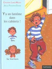 Y'a un fantome dans les cabinets – Lamon-Mignot, Catherine ; Passeron, Joelle – ACHETER OCCASION – 02/04/1998