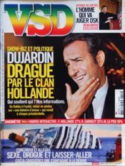 Vsd N°1802 du 08/03/2012 - Couverture - Format classique